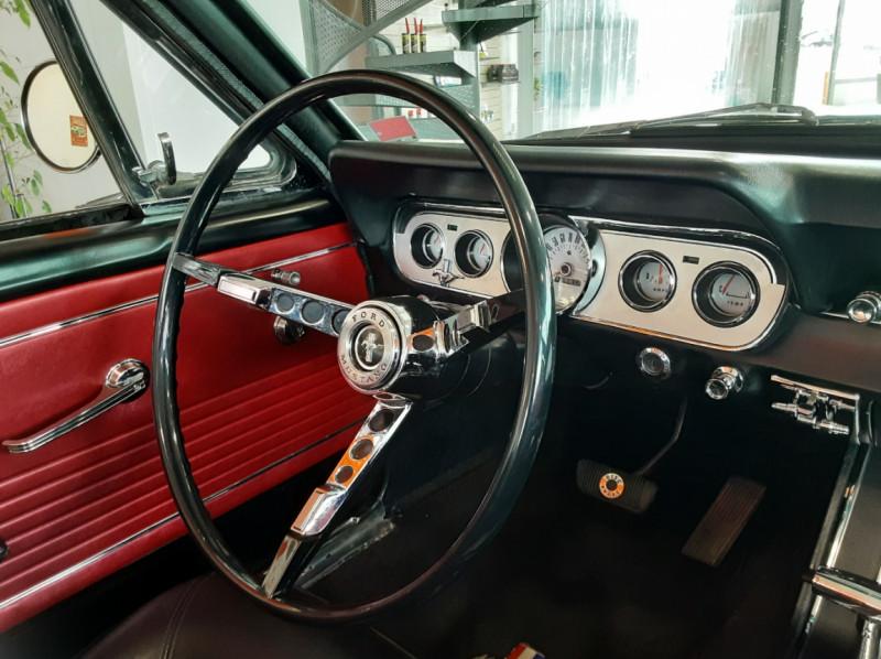 Photo 25 de l'offre de FORD MUSTANG CABRIOLET V8 289 CI à 45000€ chez Centrale auto marché Périgueux