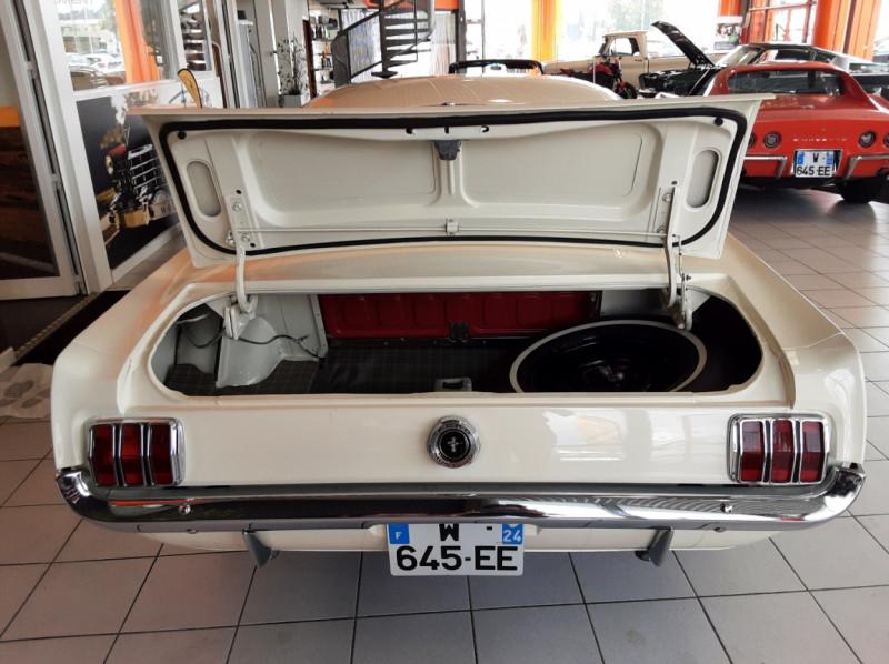 Photo 17 de l'offre de FORD MUSTANG FASTBACK V8 289 CI à 59900€ chez Centrale auto marché Périgueux