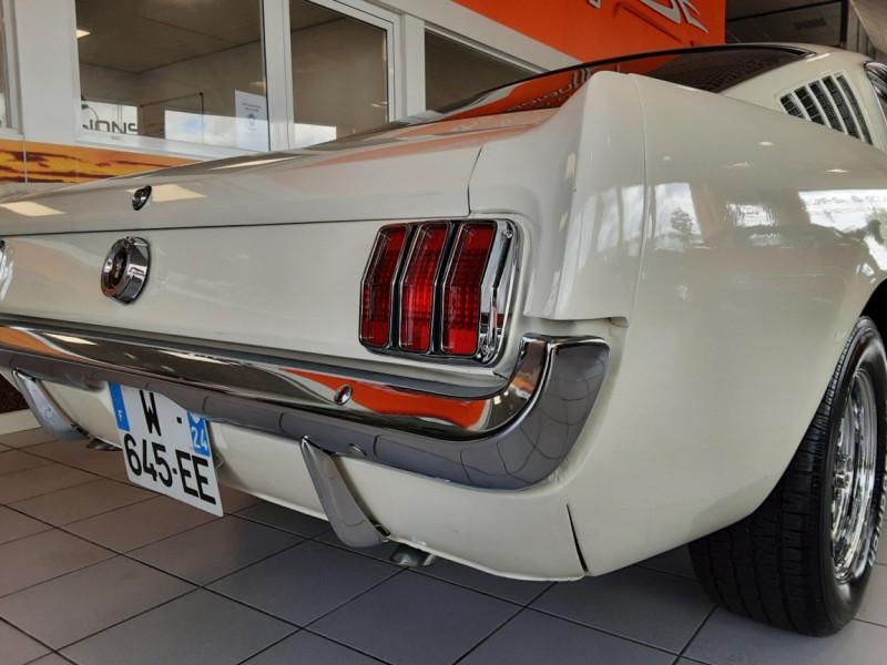 Photo 38 de l'offre de FORD MUSTANG FASTBACK V8 289 CI à 59900€ chez Centrale auto marché Périgueux