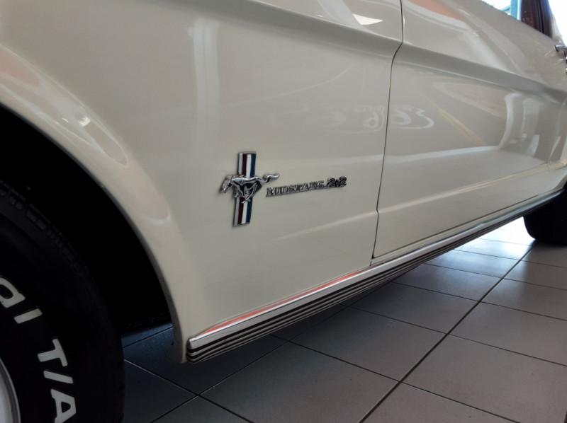 Photo 7 de l'offre de FORD MUSTANG FASTBACK V8 289 CI à 59900€ chez Centrale auto marché Périgueux