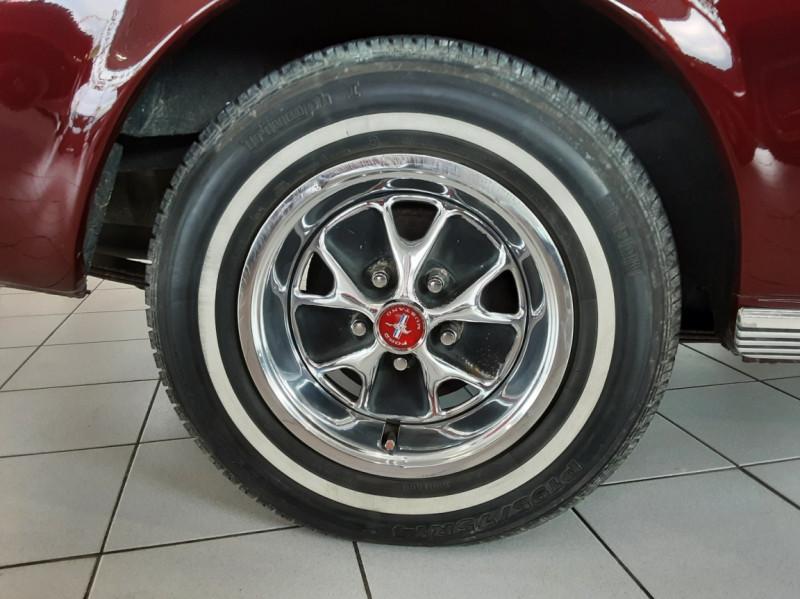 Photo 45 de l'offre de FORD MUSTANG CABRIOLET V8 289 CI à 45000€ chez Centrale auto marché Périgueux
