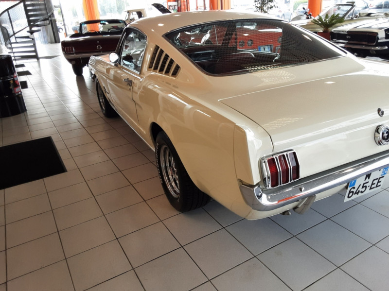 Photo 35 de l'offre de FORD MUSTANG FASTBACK V8 289 CI à 59900€ chez Centrale auto marché Périgueux