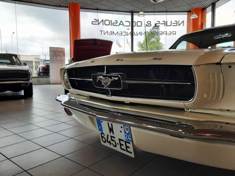 Photo 5 de l'offre de FORD MUSTANG FASTBACK V8 289 CI à 59900€ chez Centrale auto marché Périgueux