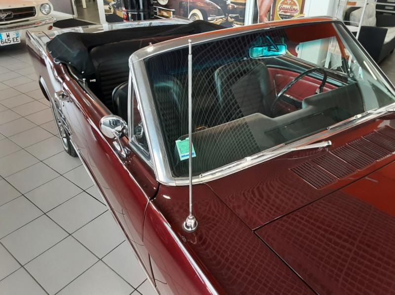 Photo 4 de l'offre de FORD MUSTANG CABRIOLET V8 289 CI à 45000€ chez Centrale auto marché Périgueux