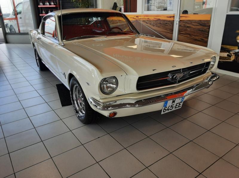 Photo 21 de l'offre de FORD MUSTANG FASTBACK V8 289 CI à 59900€ chez Centrale auto marché Périgueux