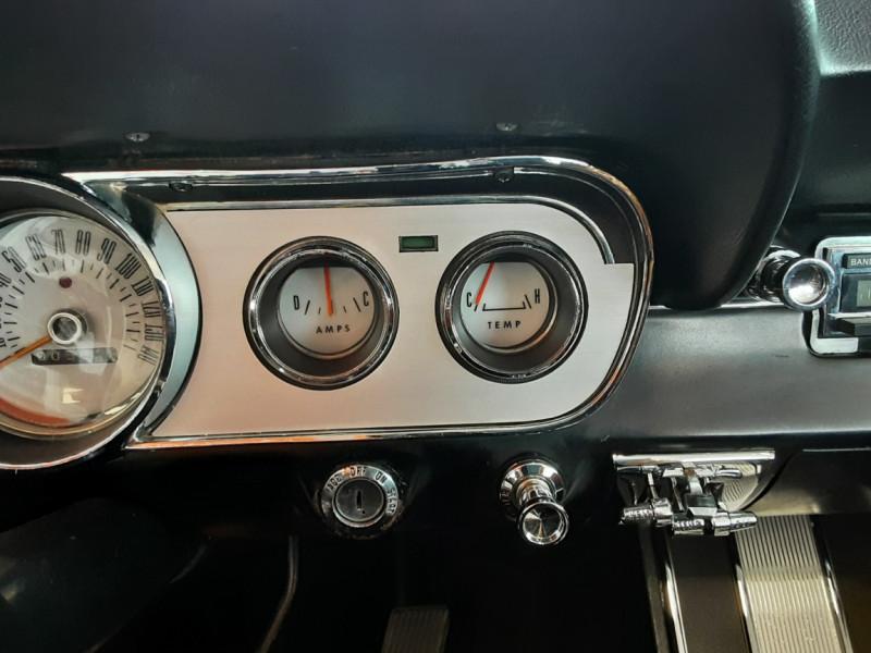 Photo 50 de l'offre de FORD MUSTANG CABRIOLET V8 289 CI à 45000€ chez Centrale auto marché Périgueux