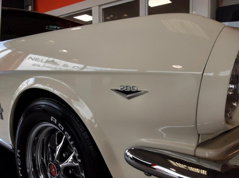 Photo 32 de l'offre de FORD MUSTANG FASTBACK V8 289 CI à 59900€ chez Centrale auto marché Périgueux