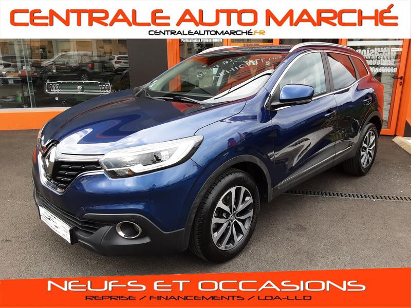 Renault KADJAR dCi 110 Energy EDC Business  Diesel  Occasion à vendre