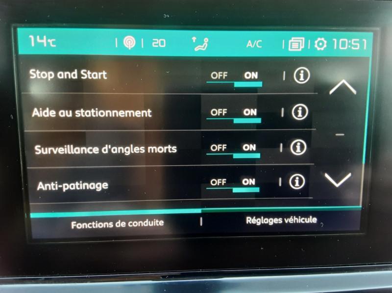 Photo 24 de l'offre de CITROEN C3 BlueHDi 100 SetS Shine Business à 13900€ chez Centrale auto marché Périgueux