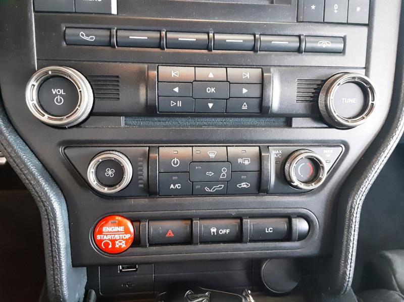 Photo 36 de l'offre de FORD MUSTANG SHELBY GT350 V8 5.2L à 84500€ chez Centrale auto marché Périgueux