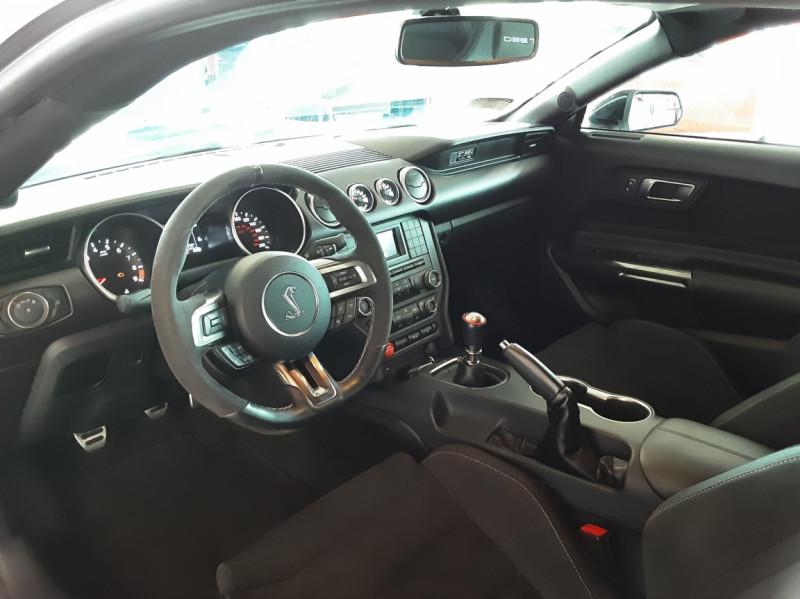 Photo 25 de l'offre de FORD MUSTANG SHELBY GT350 V8 5.2L à 84500€ chez Centrale auto marché Périgueux