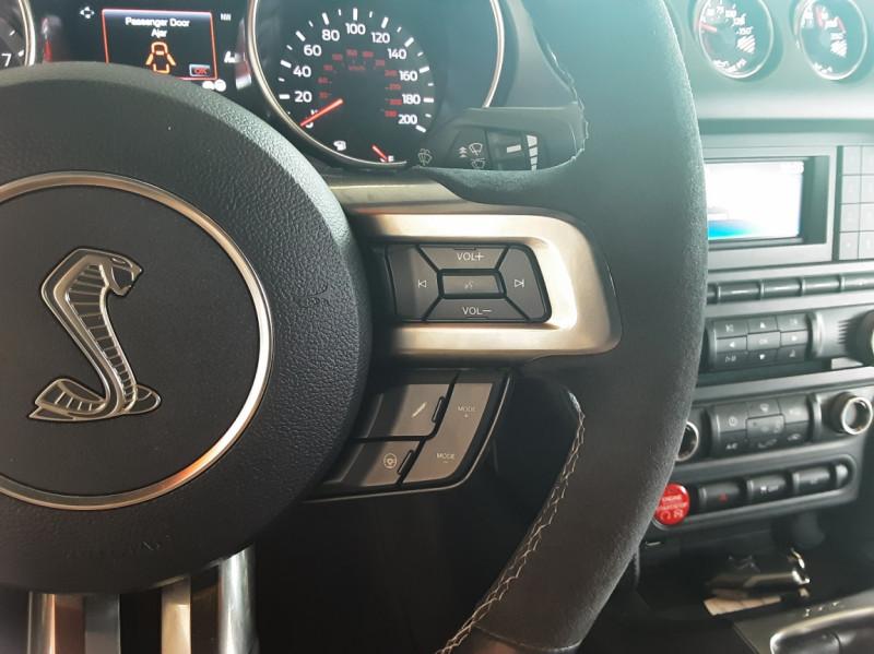 Photo 37 de l'offre de FORD MUSTANG SHELBY GT350 V8 5.2L à 84500€ chez Centrale auto marché Périgueux