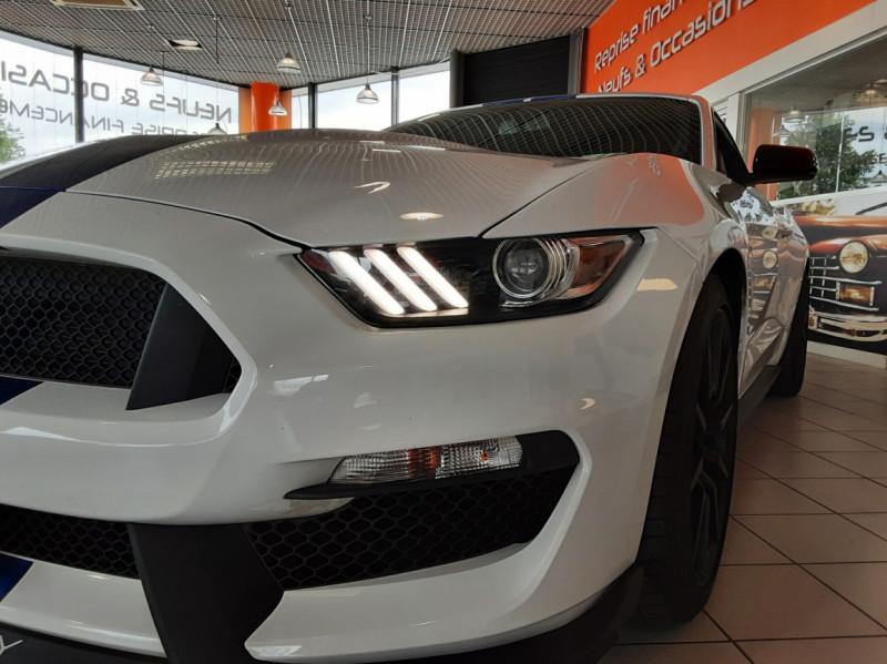 Photo 5 de l'offre de FORD MUSTANG SHELBY GT350 V8 5.2L à 84500€ chez Centrale auto marché Périgueux