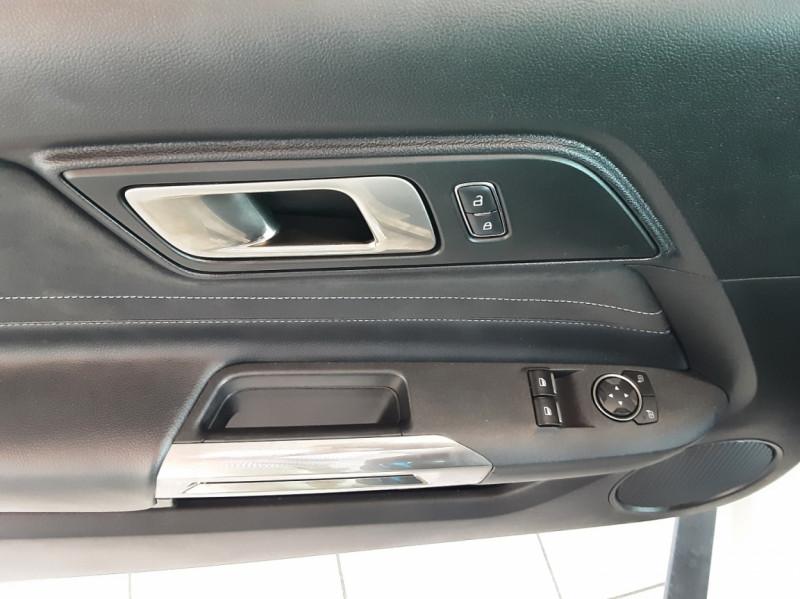 Photo 23 de l'offre de FORD MUSTANG SHELBY GT350 V8 5.2L à 84500€ chez Centrale auto marché Périgueux