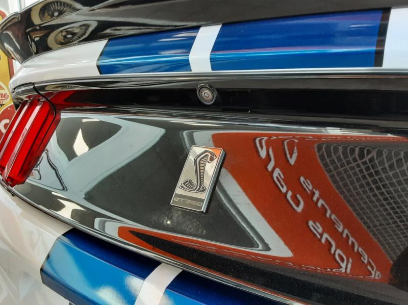 Photo 34 de l'offre de FORD MUSTANG SHELBY GT350 V8 5.2L à 84500€ chez Centrale auto marché Périgueux