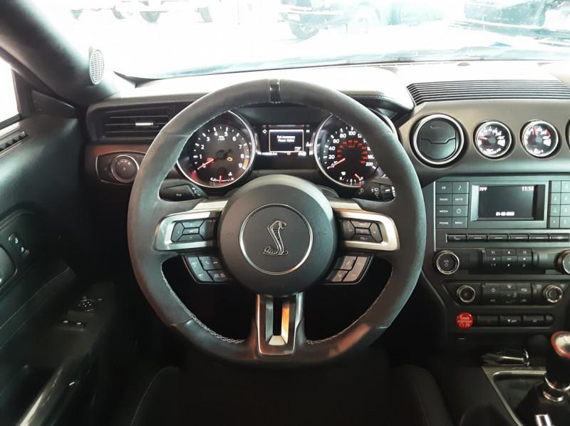 Photo 10 de l'offre de FORD MUSTANG SHELBY GT350 V8 5.2L à 84500€ chez Centrale auto marché Périgueux