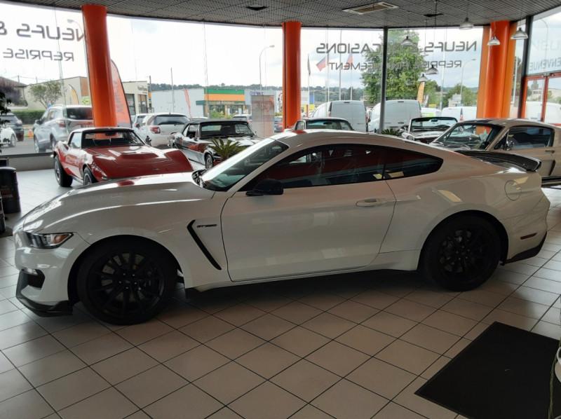 Photo 28 de l'offre de FORD MUSTANG SHELBY GT350 V8 5.2L à 84500€ chez Centrale auto marché Périgueux