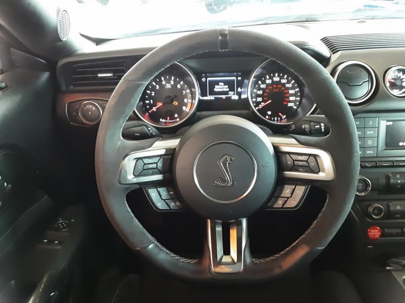 Photo 9 de l'offre de FORD MUSTANG SHELBY GT350 V8 5.2L à 84500€ chez Centrale auto marché Périgueux