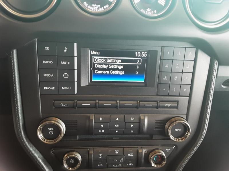 Photo 24 de l'offre de FORD MUSTANG SHELBY GT350 V8 5.2L à 84500€ chez Centrale auto marché Périgueux