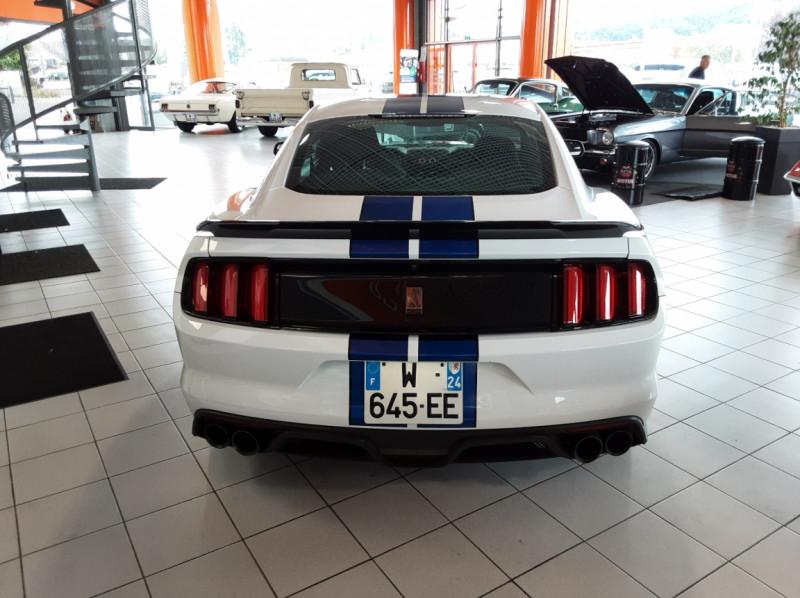 Photo 7 de l'offre de FORD MUSTANG SHELBY GT350 V8 5.2L à 84500€ chez Centrale auto marché Périgueux