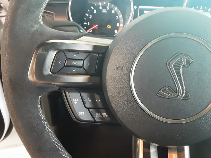 Photo 38 de l'offre de FORD MUSTANG SHELBY GT350 V8 5.2L à 84500€ chez Centrale auto marché Périgueux