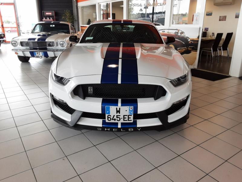 Photo 29 de l'offre de FORD MUSTANG SHELBY GT350 V8 5.2L à 84500€ chez Centrale auto marché Périgueux