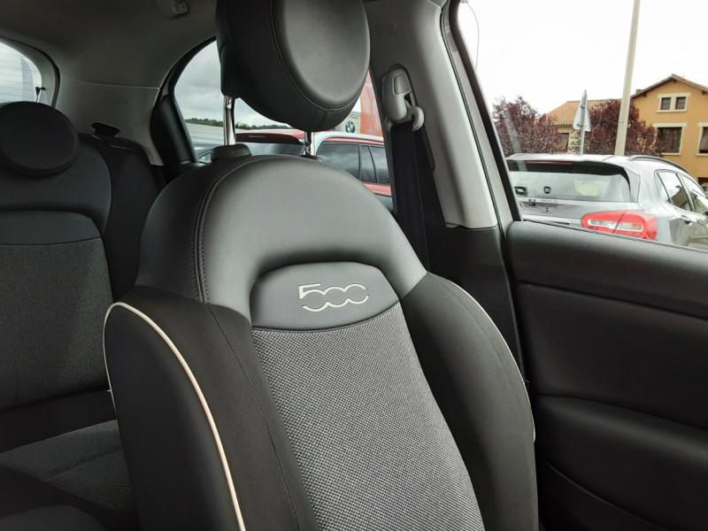 Photo 33 de l'offre de FIAT 500X 1.6 MultiJet 120 ch Popstar Business DCT à 16900€ chez Centrale auto marché Périgueux