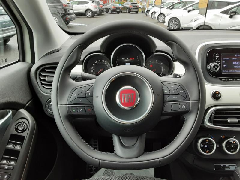 Photo 6 de l'offre de FIAT 500X 1.6 MultiJet 120 ch Popstar Business DCT à 16900€ chez Centrale auto marché Périgueux