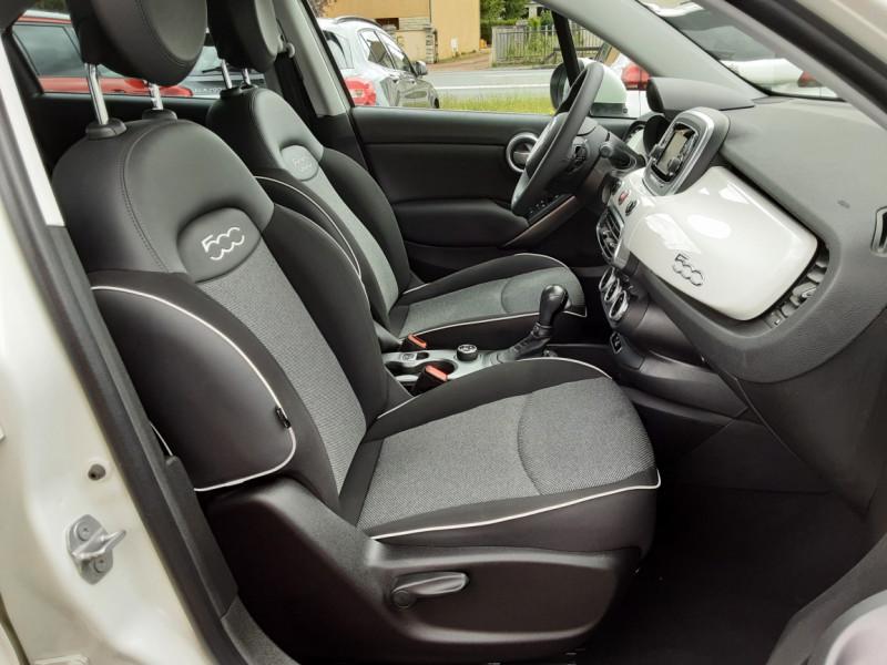 Photo 15 de l'offre de FIAT 500X 1.6 MultiJet 120 ch Popstar Business DCT à 16900€ chez Centrale auto marché Périgueux
