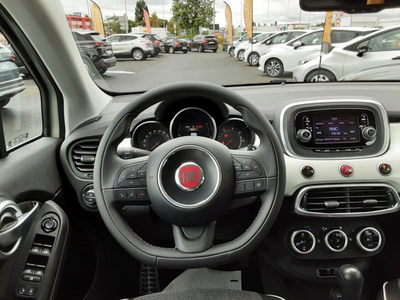 Photo 8 de l'offre de FIAT 500X 1.6 MultiJet 120 ch Popstar Business DCT à 16900€ chez Centrale auto marché Périgueux