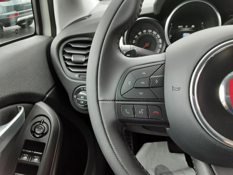 Photo 34 de l'offre de FIAT 500X 1.6 MultiJet 120 ch Popstar Business DCT à 16900€ chez Centrale auto marché Périgueux