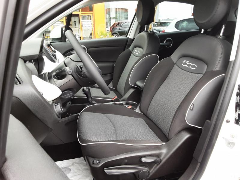 Photo 43 de l'offre de FIAT 500X 1.6 MultiJet 120 ch Popstar Business DCT à 16900€ chez Centrale auto marché Périgueux