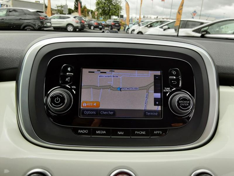 Photo 13 de l'offre de FIAT 500X 1.6 MultiJet 120 ch Popstar Business DCT à 16900€ chez Centrale auto marché Périgueux