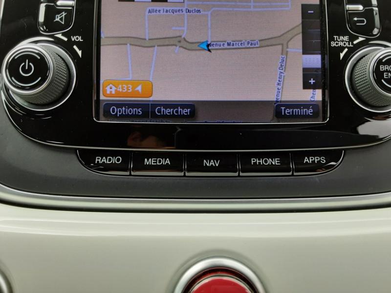 Photo 14 de l'offre de FIAT 500X 1.6 MultiJet 120 ch Popstar Business DCT à 16900€ chez Centrale auto marché Périgueux