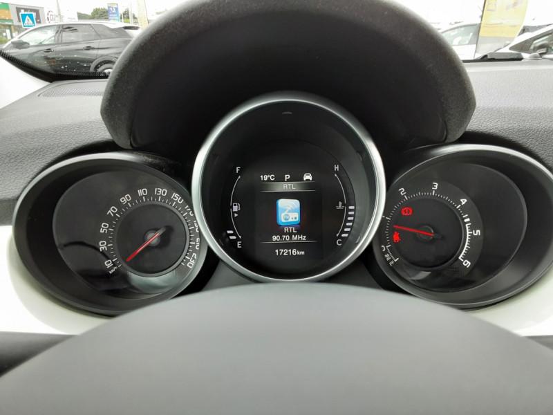 Photo 7 de l'offre de FIAT 500X 1.6 MultiJet 120 ch Popstar Business DCT à 16900€ chez Centrale auto marché Périgueux