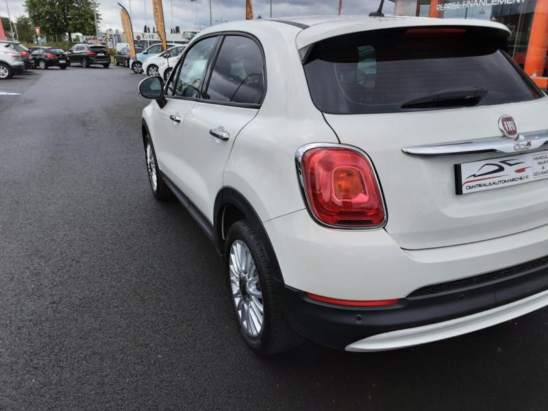 Photo 41 de l'offre de FIAT 500X 1.6 MultiJet 120 ch Popstar Business DCT à 16900€ chez Centrale auto marché Périgueux