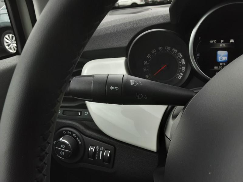 Photo 22 de l'offre de FIAT 500X 1.6 MultiJet 120 ch Popstar Business DCT à 16900€ chez Centrale auto marché Périgueux
