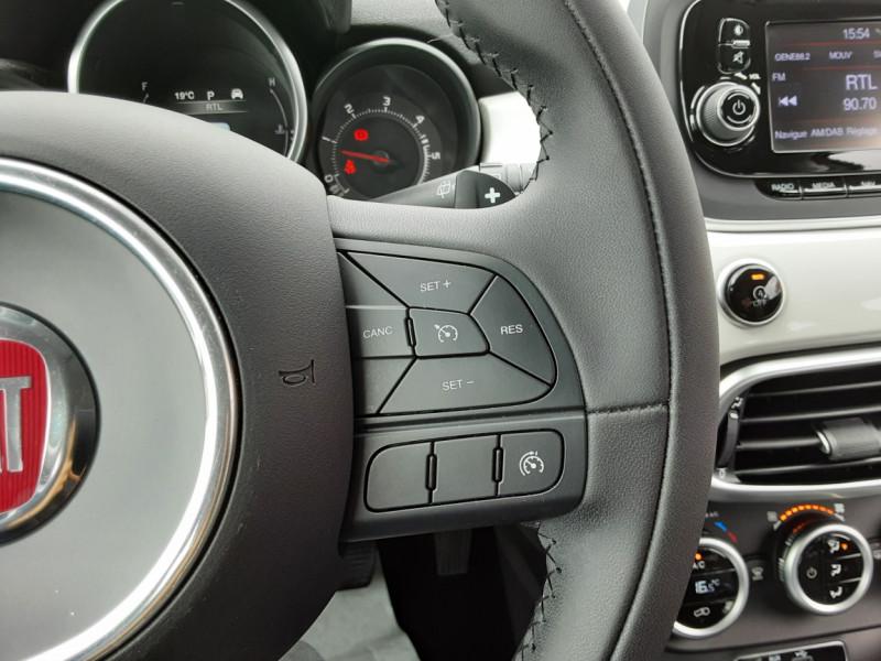 Photo 40 de l'offre de FIAT 500X 1.6 MultiJet 120 ch Popstar Business DCT à 16900€ chez Centrale auto marché Périgueux