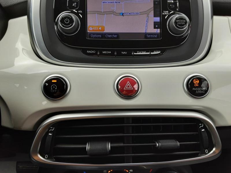 Photo 30 de l'offre de FIAT 500X 1.6 MultiJet 120 ch Popstar Business DCT à 16900€ chez Centrale auto marché Périgueux