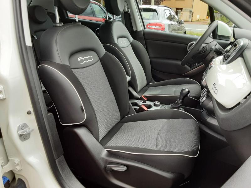 Photo 39 de l'offre de FIAT 500X 1.6 MultiJet 120 ch Popstar Business DCT à 16900€ chez Centrale auto marché Périgueux