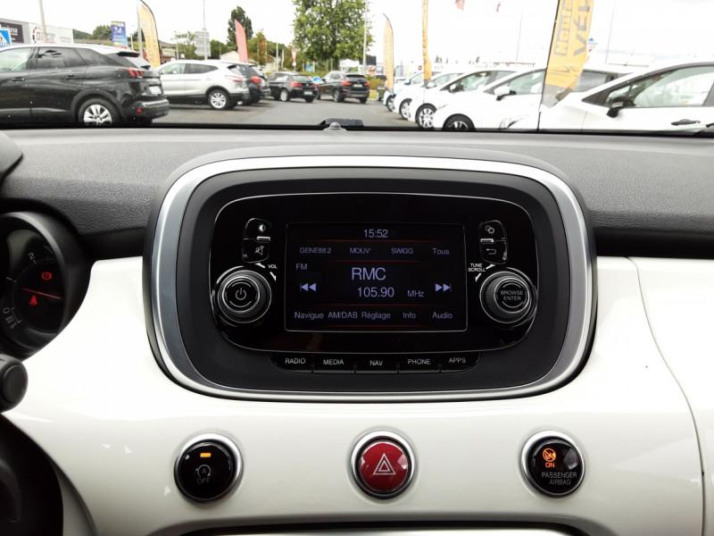 Photo 36 de l'offre de FIAT 500X 1.6 MultiJet 120 ch Popstar Business DCT à 16900€ chez Centrale auto marché Périgueux