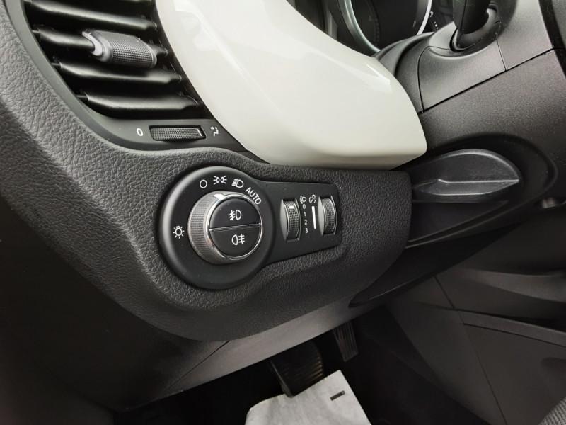 Photo 25 de l'offre de FIAT 500X 1.6 MultiJet 120 ch Popstar Business DCT à 16900€ chez Centrale auto marché Périgueux