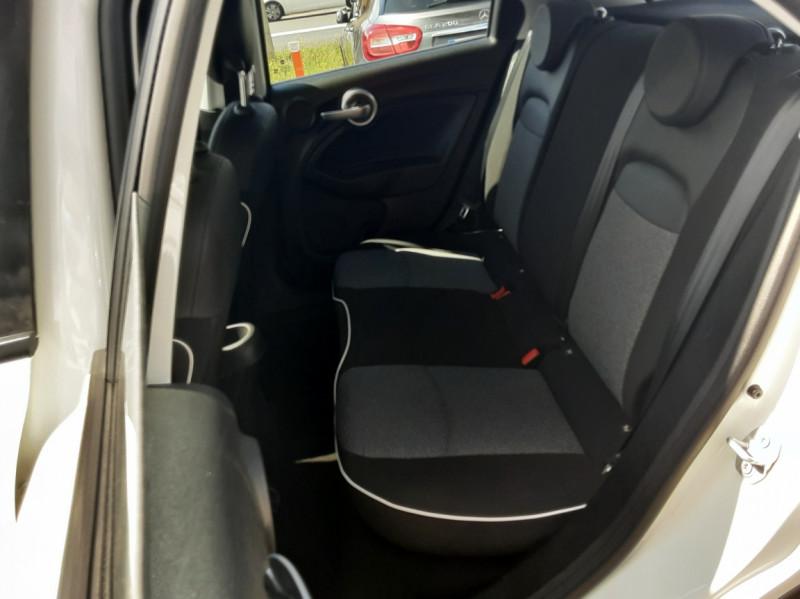 Photo 10 de l'offre de FIAT 500X 1.6 MultiJet 120 ch Popstar Business DCT à 16900€ chez Centrale auto marché Périgueux