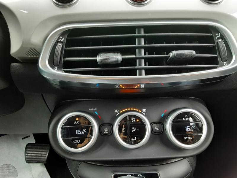 Photo 17 de l'offre de FIAT 500X 1.6 MultiJet 120 ch Popstar Business DCT à 16900€ chez Centrale auto marché Périgueux