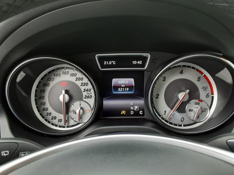 Photo 8 de l'offre de MERCEDES-BENZ CLASSE GLA 200 d Fascination 7-G DCT A à 26500€ chez Centrale auto marché Périgueux