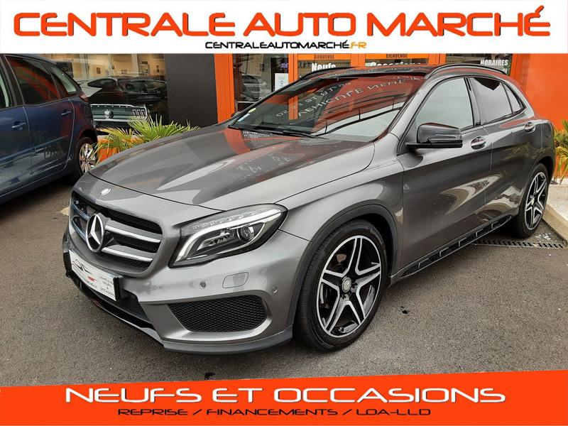Photo 1 de l'offre de MERCEDES-BENZ CLASSE GLA 200 d Fascination 7-G DCT A à 26500€ chez Centrale auto marché Périgueux