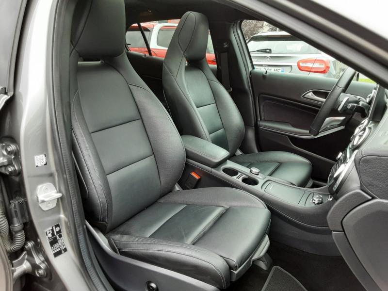 Photo 11 de l'offre de MERCEDES-BENZ CLASSE GLA 200 d Fascination 7-G DCT A à 26500€ chez Centrale auto marché Périgueux