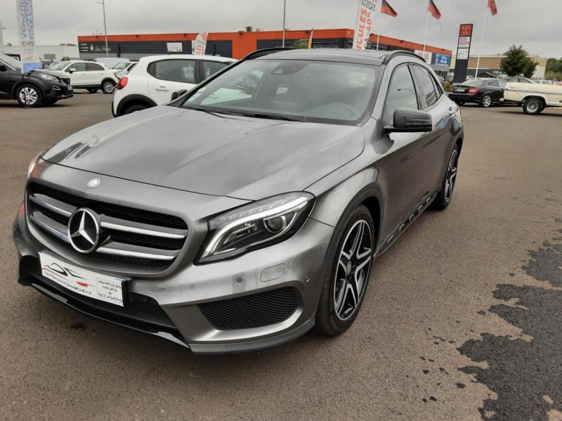 Photo 44 de l'offre de MERCEDES-BENZ CLASSE GLA 200 d Fascination 7-G DCT A à 26500€ chez Centrale auto marché Périgueux