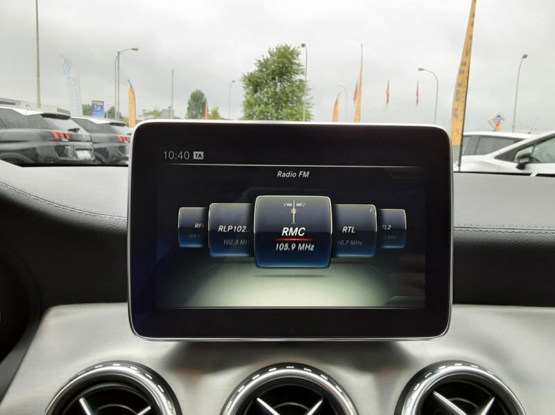 Photo 18 de l'offre de MERCEDES-BENZ CLASSE GLA 200 d Fascination 7-G DCT A à 26500€ chez Centrale auto marché Périgueux