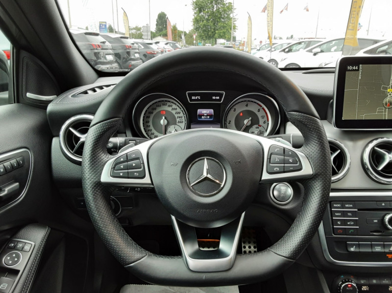 Photo 7 de l'offre de MERCEDES-BENZ CLASSE GLA 200 d Fascination 7-G DCT A à 26500€ chez Centrale auto marché Périgueux